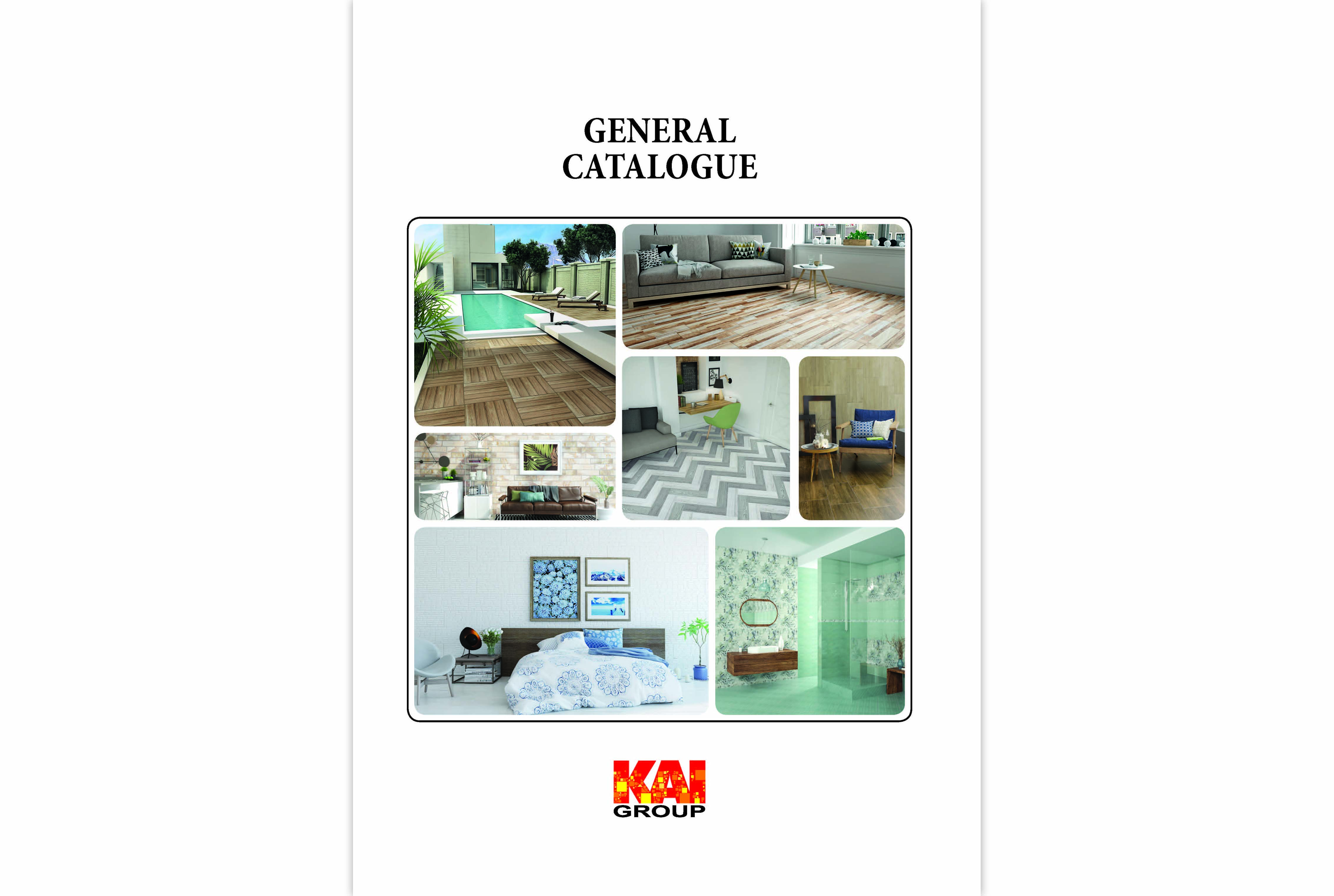 General catalogue KAI 2018